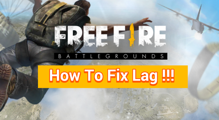 how to fix lag free fire